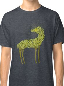 Tree horse with sunburst Classic T-Shirt
