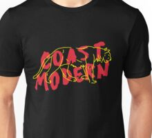 Coast Modern Tiger Unisex T-Shirt