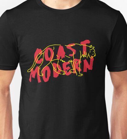 Coast Modern Tiger Unisex T-Shirt