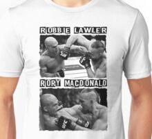 Robbie Lawler Vs Rory Macdonald Unisex T-Shirt