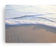 Beach Sand Canvas Print