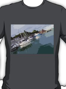 Padstow Harbour T-Shirt
