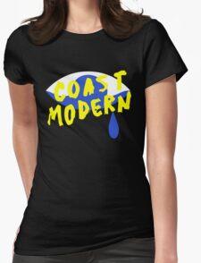 Coast Modern Eye Womens Fitted T-Shirt