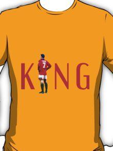 Eric Cantona: The King T-Shirt