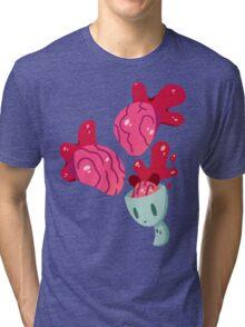 Brains + RoBOT Tri-blend T-Shirt