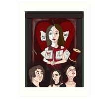 May Movie Poster Art Print