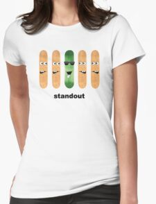 standout  Womens Fitted T-Shirt