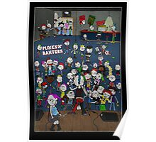 Punkkonzert - Punks'n'Banters Poster