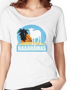 BAAAHAMAS  Women's Relaxed Fit T-Shirt