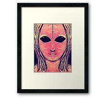 Seleana Framed Print