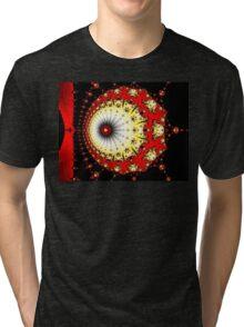 Carmine Tri-blend T-Shirt