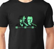 Respect the Chemistry Bitch (Green) Unisex T-Shirt