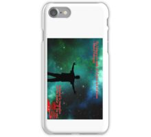 Universe is made of stories iPhone Case/Skin