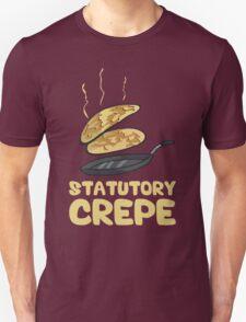 Statutory Crepe Unisex T-Shirt