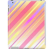 Sunrise Sideways Stripy iPad Case/Skin
