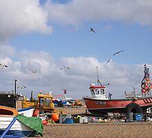 Aldebugh Beach by James  Key