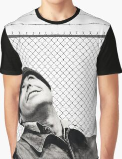 McMurphy from One Flew Over the Cuckoo's Nest Graphic T-Shirt