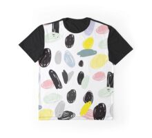 White Sea Shore  Graphic T-Shirt
