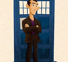 Ninth Doctor by Erich Owen