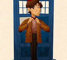 Eleventh Doctor by Erich Owen