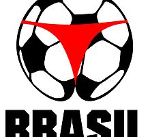 Brasil football (Soccer) & Thong by masterchef-fr