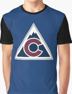 colorado avalanche Graphic T-Shirt