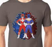 Its Morphin Time - Rocky's Rangers Unisex T-Shirt