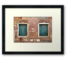 All About Italy. Venice 8 Framed Print