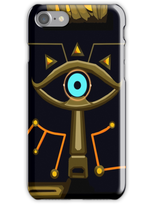 "Sheikah Slate Case"" iPhone Cases & Skins by SS864 