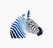 Zebra; Punk Zebra Unisex T-Shirt