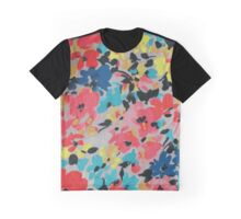 Graphic Flower Pattern I Graphic T-Shirt