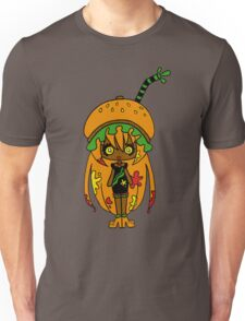 Tangerine Burger by Lolita Tequila Unisex T-Shirt