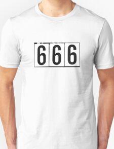 666 t-shirt T-Shirt