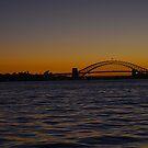 Harbour bridge by andreisky