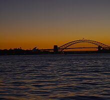 Harbour bridge by andreisky