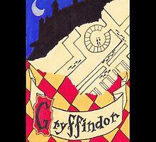 Gryffindor pride by MuninDatter