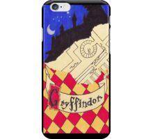Gryffindor pride iPhone Case/Skin