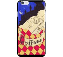 Gryffindor pride iPhone Case/Skin