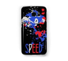 Sonic - SUPER SMASH BROTHERS Samsung Galaxy Case/Skin