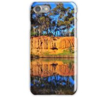Cliff Reflection iPhone Case/Skin