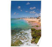 carcavelos beach paradise Poster