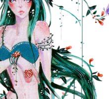 Mother Nature Forest Goddess Sticker
