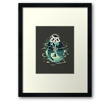 Trigger of Life Framed Print