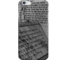 Grave iPhone Case/Skin