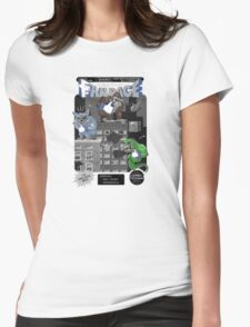 Fanpage Womens Fitted T-Shirt