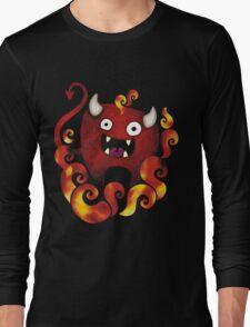 Lunatik Demon Long Sleeve T-Shirt