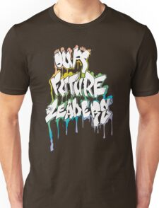 Our Future Leaders Graffiti Rainbow Unisex T-Shirt