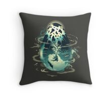 Trigger of Life Throw Pillow