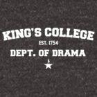 King's College Hamilton by Sabrina  Sanchez