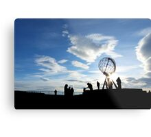 North Cape, Norway Metal Print